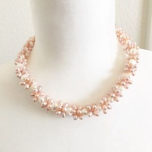 Honora Pearl Necklace with Sterling Clasp